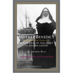 Mother Benedict, Foundress of Regina Laudis Abbey